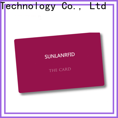 Sunlanrfid mifare isic card benefits for business for daily life