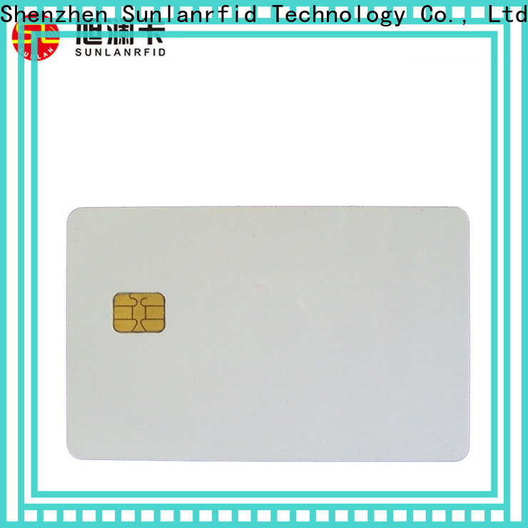 New smart card process chip manufacturers for transportation