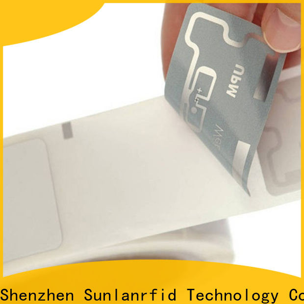 Sunlanrfid inlay inlay tag tag for retail management