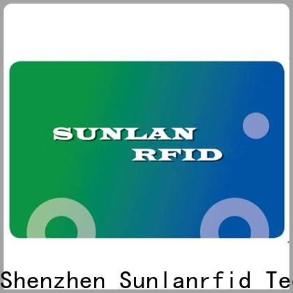 Sunlanrfid Latest ticket edenred card series for parking