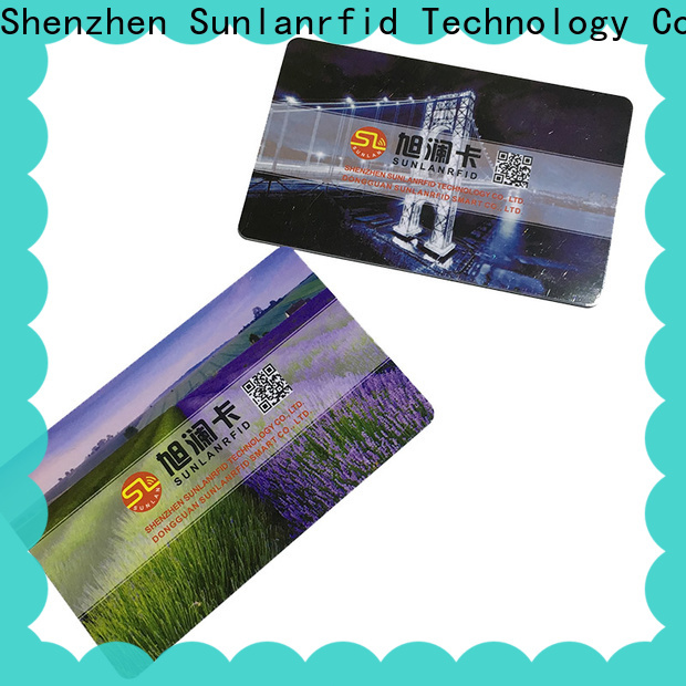 Sunlanrfid atmel copy proximity card Suppliers for parking