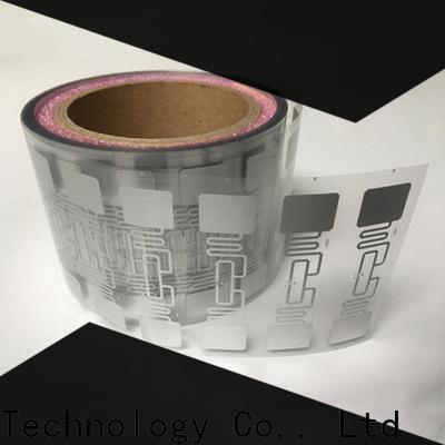Sunlanrfid custom rfid inlay series for transparent