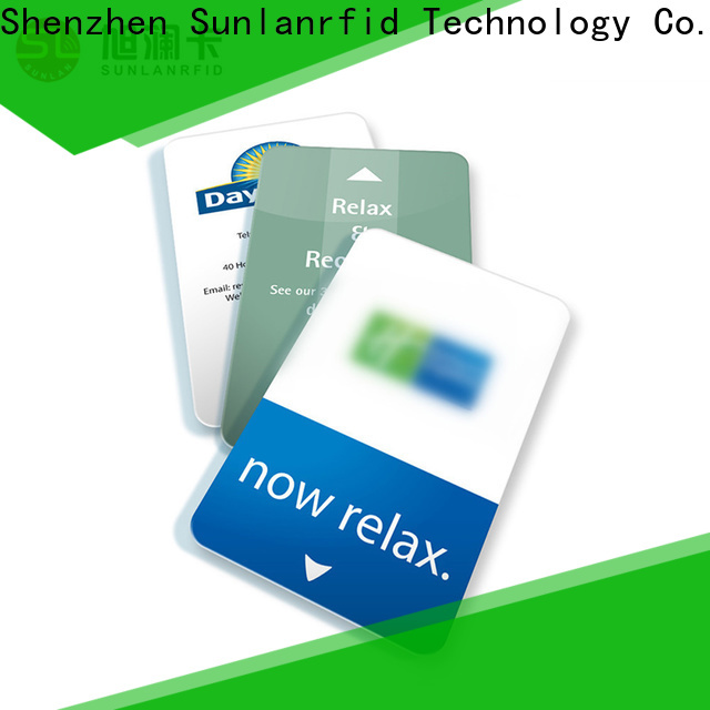 Sunlanrfid mifare rfid card hotel lock series for daily life