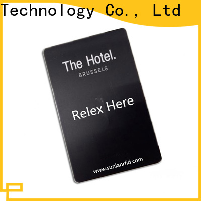 Sunlanrfid Wholesale lost my hotel key card Suppliers for opening door