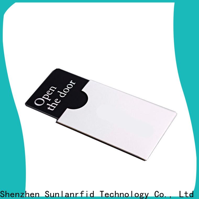Sunlanrfid Custom key card door entry systems supplier for daily life