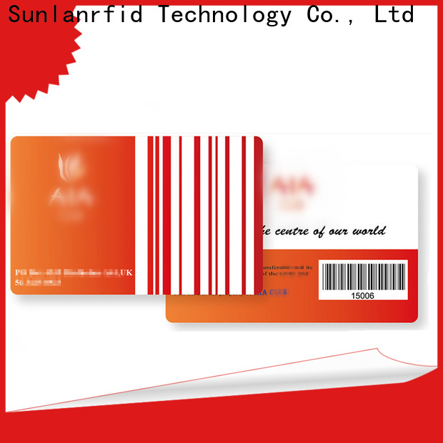 New maintain customer loyalty pvc for business for access control