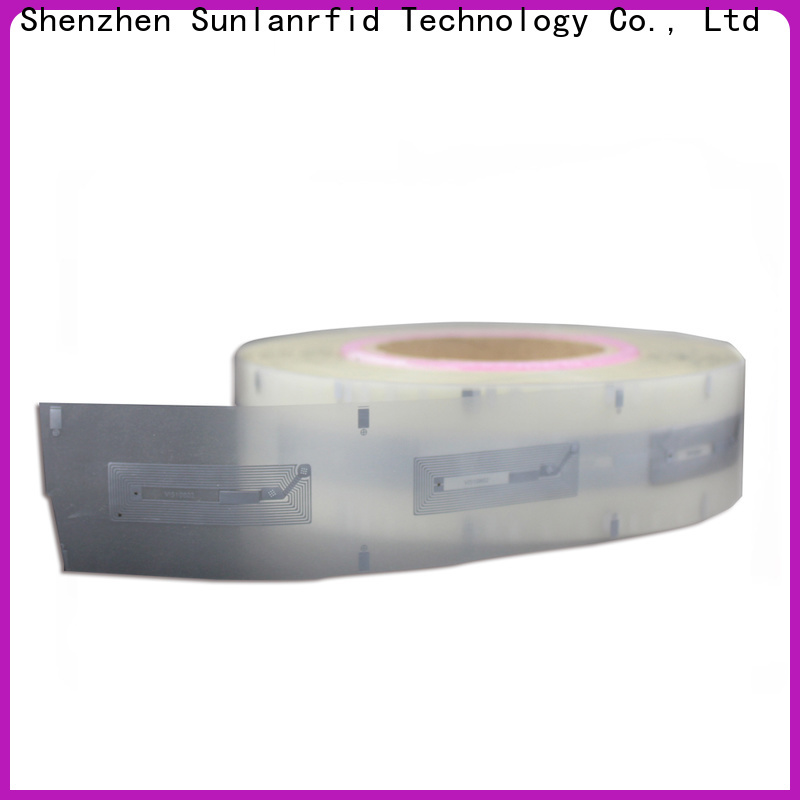 Sunlanrfid Top definition inlay Suppliers for transparent