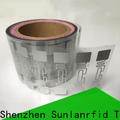 New uhf dry inlay rfid Supply for hologram