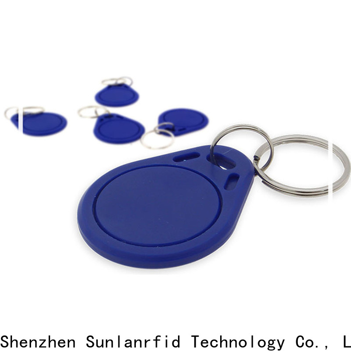 High-quality keyless key fob quality factory for time and attendance