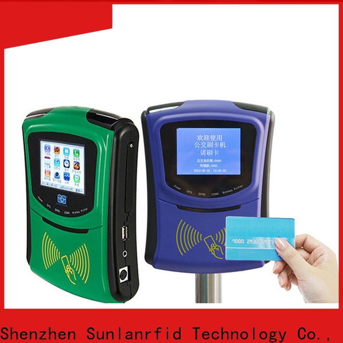Sunlanrfid Wholesale transit money transfer for business for subway