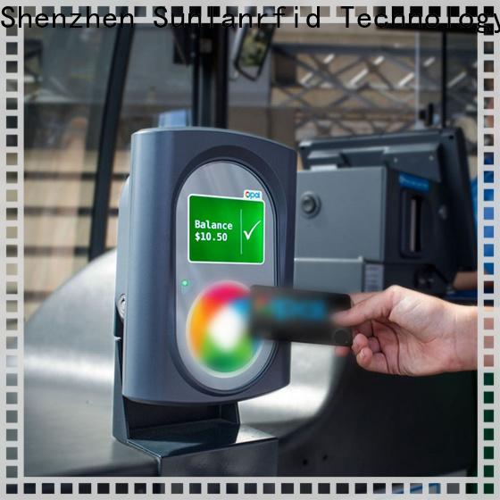 Sunlanrfid ultralight go card app manufacturer for parking