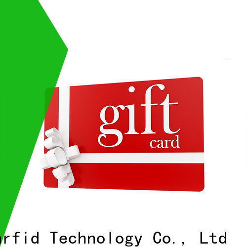 ultralight loyalty gift cards mifare factory for parking
