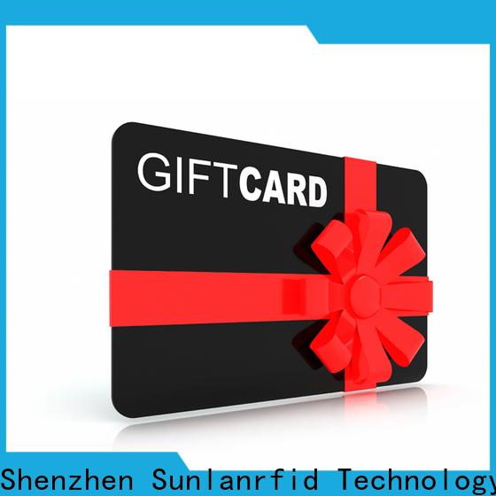 Sunlanrfid slix customer loyalty model for business for daily life