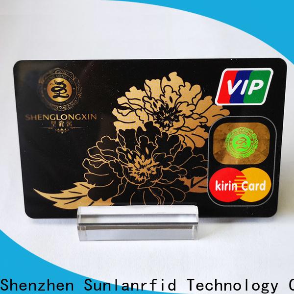 Sunlanrfid debit credit card Suppliers for transportation