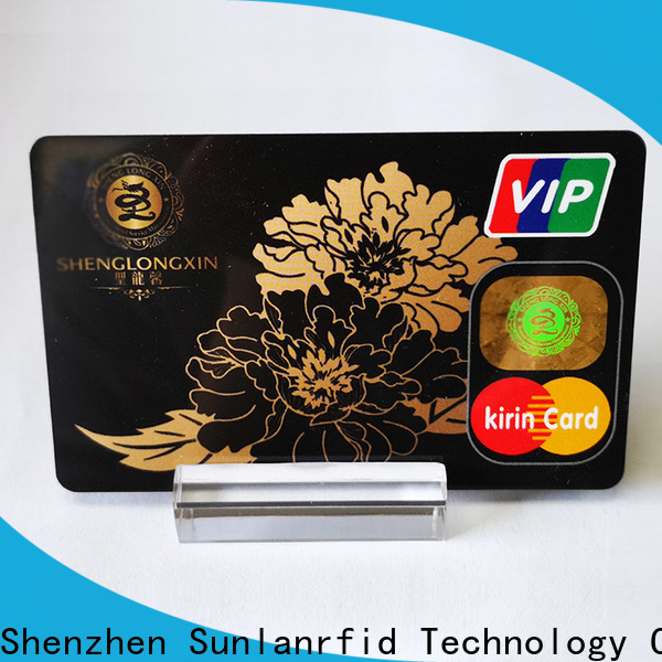 Sunlanrfid debit credit card Suppliers for transportation