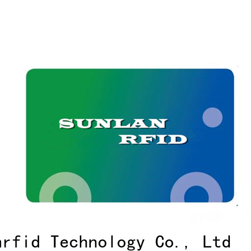 Sunlanrfid High-quality disposable debit card supplier for access control