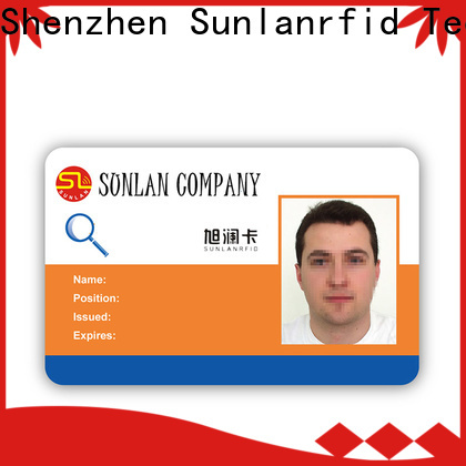 Sunlanrfid High-quality apply for student card for business for daily life