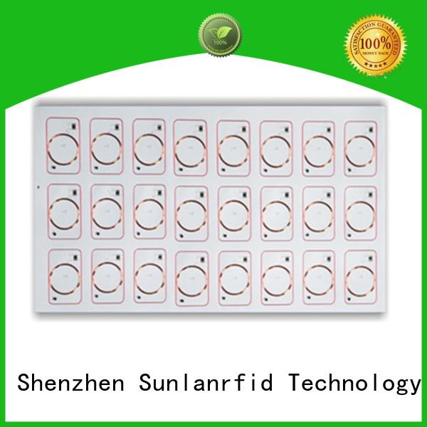 Sunlanrfid id lf inlay series for daily life