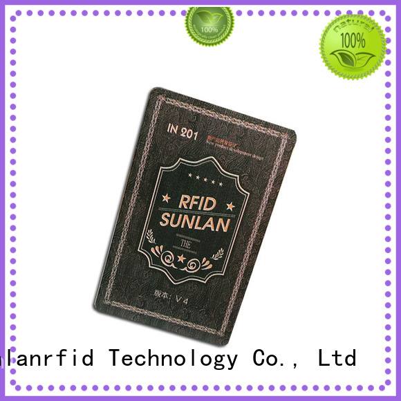 card nyc parking cards supplier for transportation Sunlanrfid