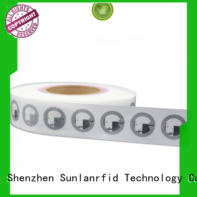 Sunlanrfid sticker inlay stickers sticker for daily life
