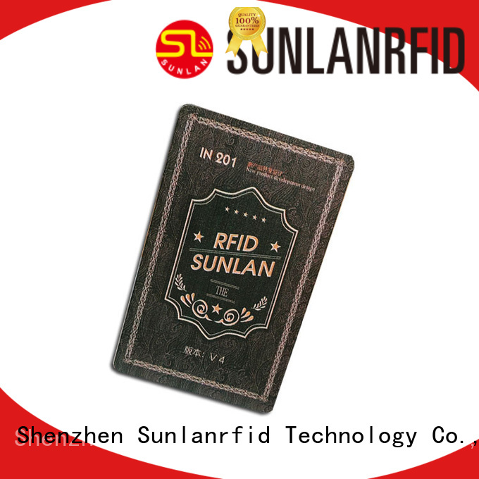 durable smart card manufacturers series for transportation