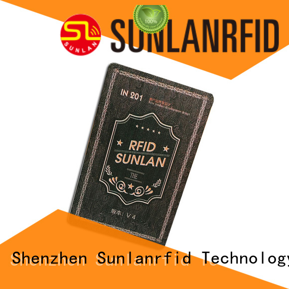 Sunlanrfid higgs rfid access card production for access control