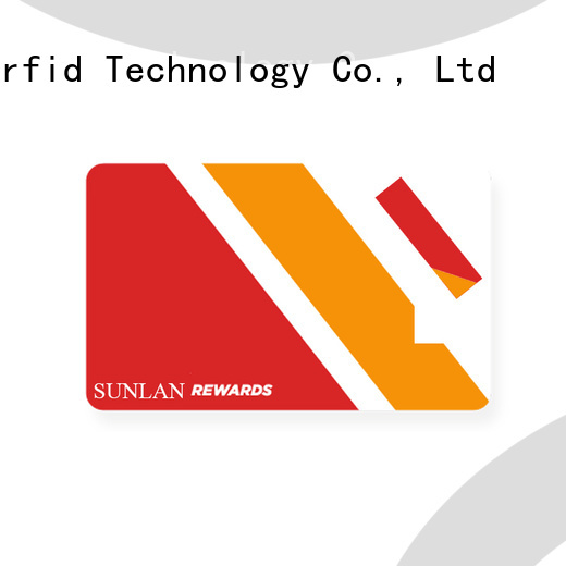 Sunlanrfid Latest car parking online company for access control