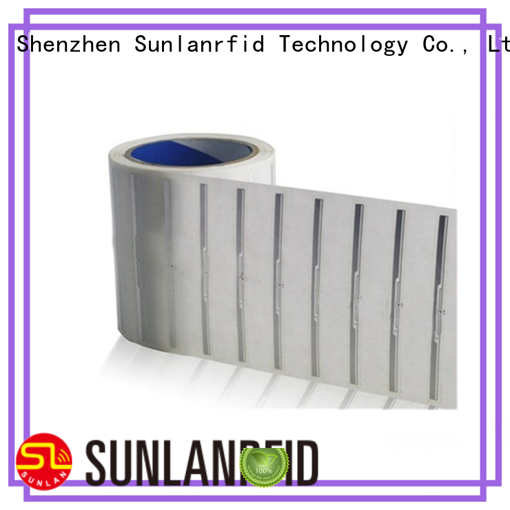 Sunlanrfid New rfid price tag for clothing store