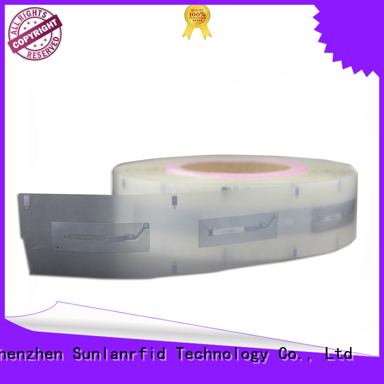 Sunlanrfid inlay inlay sticker Suppliers for hologram