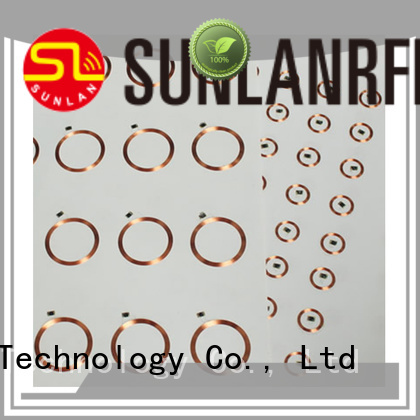 Sunlanrfid round dry inlay series for daily life