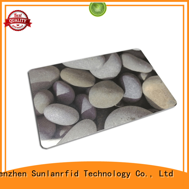 Sunlanrfid higgs park card supplier for daily life
