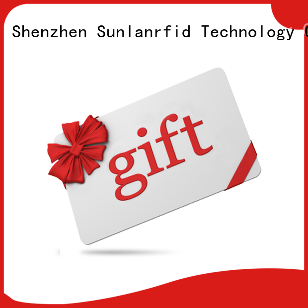 Sunlanrfid chip shopper loyalty series for transportation