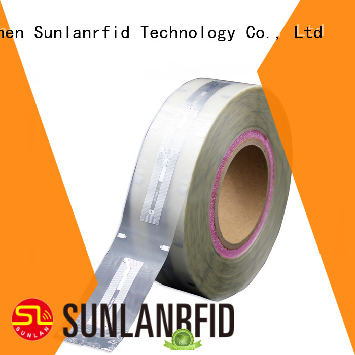 Sunlanrfid active inlay définition manufacturer for daily life