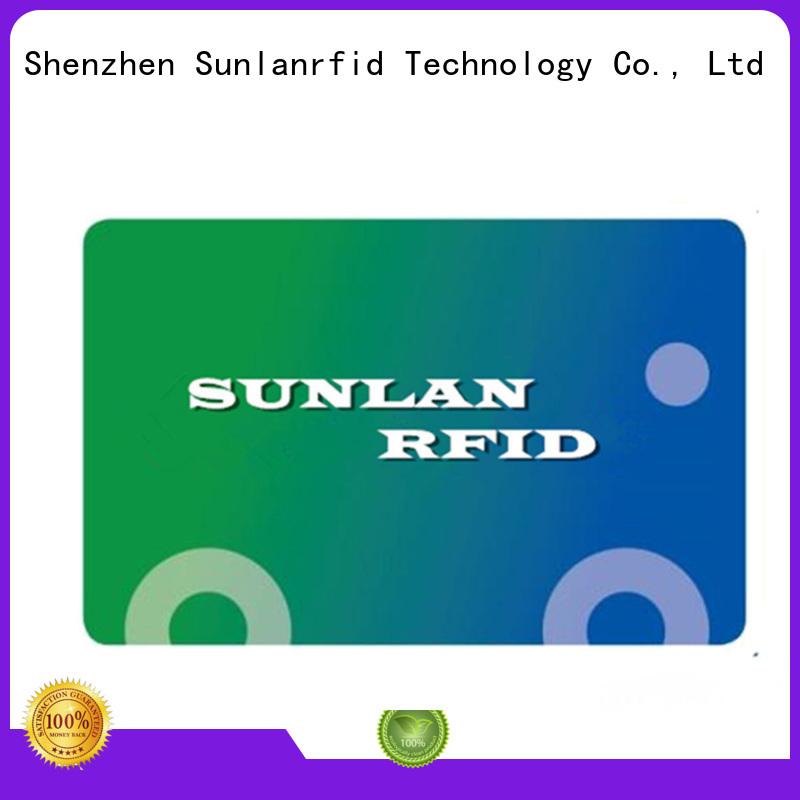 Sunlanrfid prepaid phone card price for shopping Center