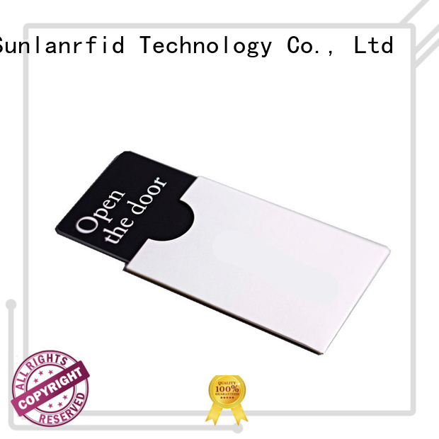 ultralight card for hotel production company Sunlanrfid