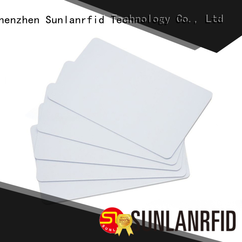 Sunlanrfid Top nfc tag writer supplier for parking