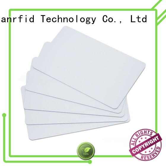 Sunlanrfid smart nfc id card manufacturer for access control