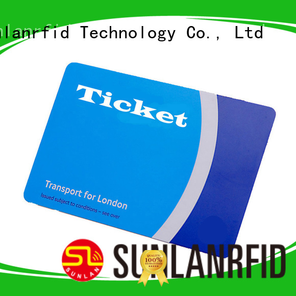 desfire metro transit card ultralight for bus Sunlanrfid