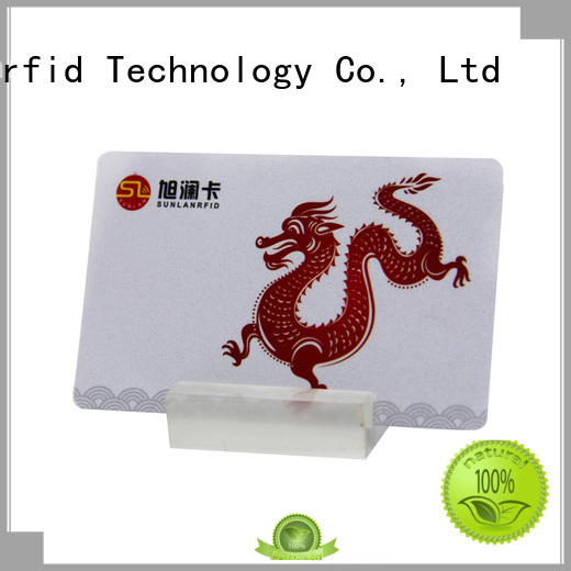 Sunlanrfid online prepaid phone card supplier for access control