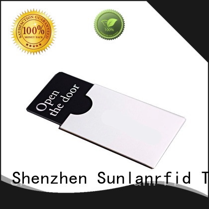 Sunlanrfid nuid hotel keychain blanks manufacturers for daily life