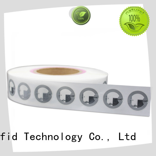 inlay inlay tag uhf product for clothing store
