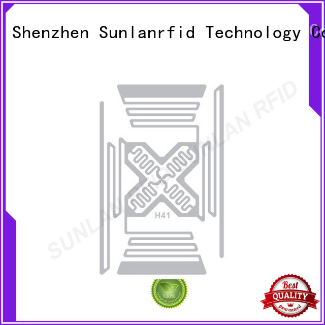 rfid rfid inlay label custom manufacturers for transparent