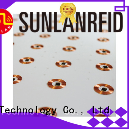 Sunlanrfid id uhf inlay antenna for daily life