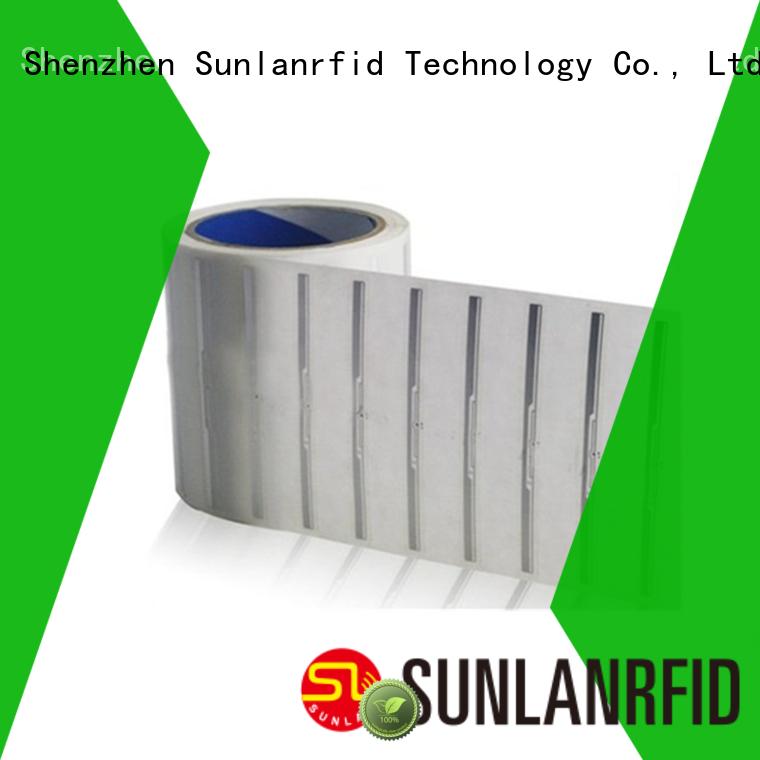 company rfid suppliers tag for logistics Sunlanrfid