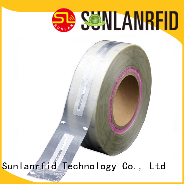 custom rfid companies manufacturers supplier for transparent