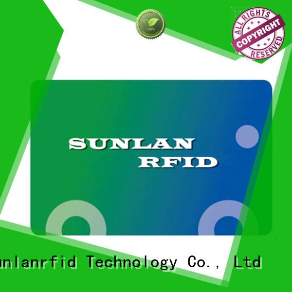 Sunlanrfid Brand ultralight prepaid card card factory