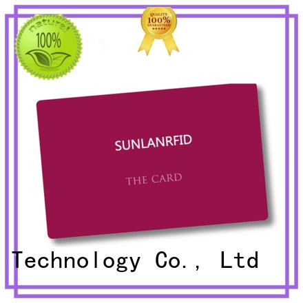 Student ID Card with ICODE SLI Chip