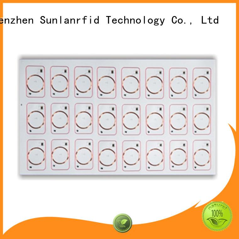 Sunlanrfid antenna 125khz rfid antenna supplier for normal Smart card