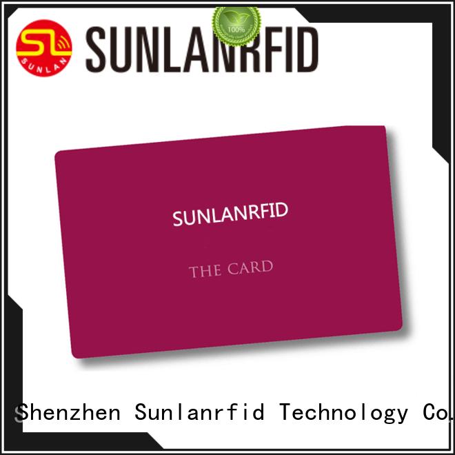 Sunlanrfid id australian id card company for daily life