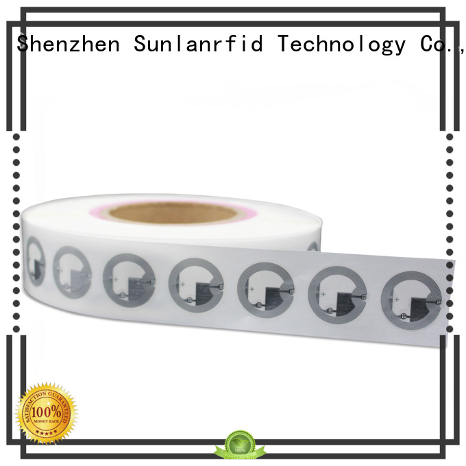 Sunlanrfid company rfid manufacturing companies sticker for daily life